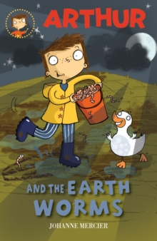 Arthur and the Earthworms, Paperback Book