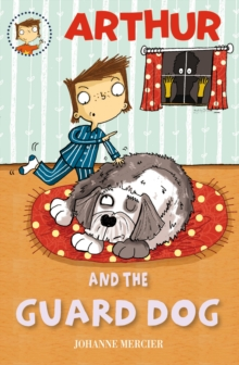Arthur and the Guard Dog, Paperback Book