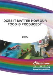 Because Food Matters: Does It Matter How Our Food Is Produced?, DVD  DVD