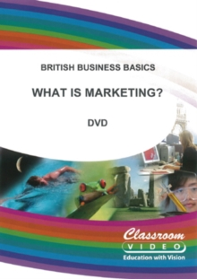 What Is Marketing?, DVD  DVD