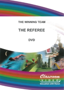 The Winning Team: The Referee, DVD DVD