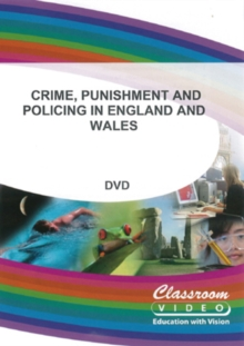 Crime, Punishment and Policing in England and Wales 1880-1990, DVD  DVD