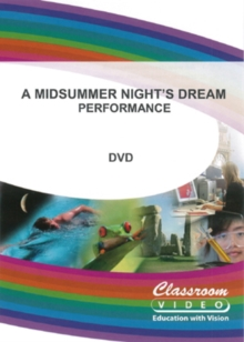 A   Midsummer Night's Dream, DVD DVD