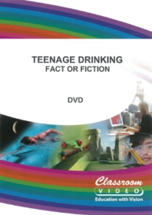 Teenage Drinking Facts and Fiction, DVD  DVD
