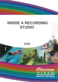Inside a Recording Studio, DVD  DVD