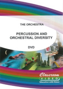The Orchestra: Percussion and Orchestral Diversity, DVD DVD