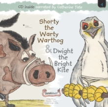 Shorty the Warty Warthog & Dwight the Bright Kite, Mixed media product Book