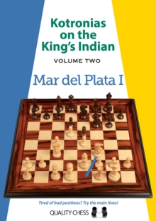 Kotronias on the King's Indian Volume II : Mar Del Planta I, Paperback / softback Book