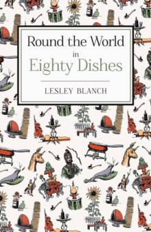 Round the World in 80 Dishes, Hardback Book