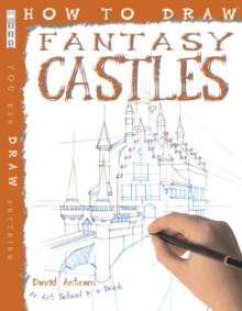 How to Draw Fantasy Castles, Paperback Book