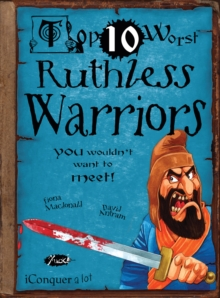 Ruthless Warriors : You Wouldn't Want to Meet, Paperback Book