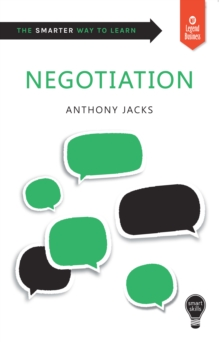 Negotiation - Smart Skills, Paperback / softback Book