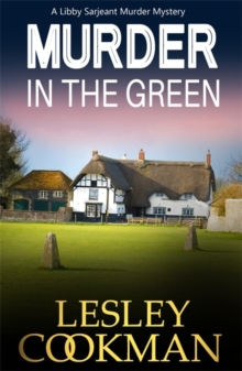 Murder in the Green, Paperback Book