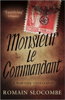 Monsieur le Commandant, Paperback Book