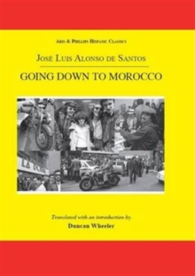 Going Down to Morocco, Hardback Book