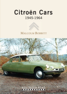Citroen Cars, Paperback Book