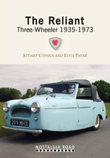 The Reliant Three Wheeler 1935-1973, Paperback Book