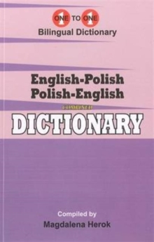 English-Polish & Polish-English One-to-One Dictionary (Exam-Suitable), Paperback / softback Book