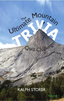 The Ultimate Mountain Trivia Quiz Challenge, Paperback Book