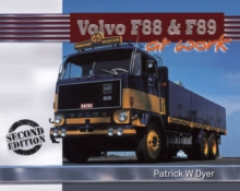 Volvo F88 and F89 at Work, Hardback Book