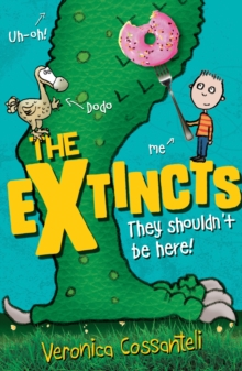 The Extincts, Paperback Book