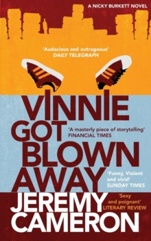 Vinnie Got Blown Away, Paperback / softback Book