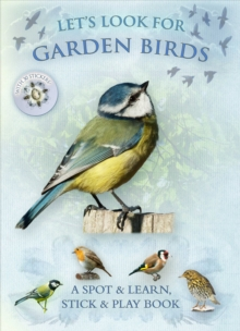 Let's Look for Garden Birds, Paperback Book