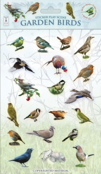 Garden Birds, Loose-leaf Book
