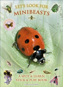 Let's Look for Minibeasts, Mixed media product Book