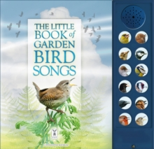 The Little Book of Garden Bird Songs, Novelty book Book