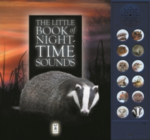 The Little Book of Night-Time Animal Sounds, Board book Book