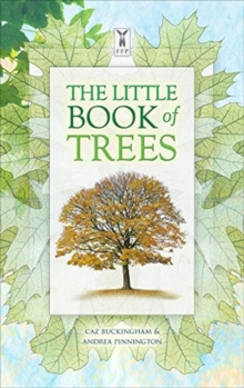 The Little Book of Trees, Hardback Book