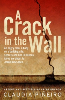 A Crack in the Wall, Paperback Book