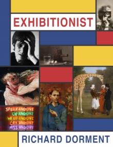 Exhibitionist, Hardback Book