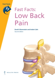 Fast Facts: Low Back Pain, Paperback / softback Book