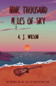 Nine Thousand Miles of Sky, Paperback Book
