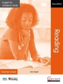 English for Academic Study: Reading Teacher's Book - Edition 2, Board book Book