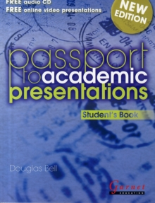Passport to Academic Presentations Course Book & CDs (Revised Edition), Board book Book