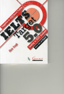 IELTS Target 5.0 Course Book and Workbook and Audio DVD, Board book Book