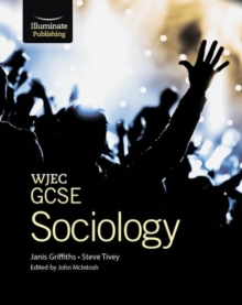 WJEC GCSE Sociology Student Book, Paperback Book