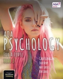 AQA Psychology for A Level Year 2 - Student Book, Paperback Book