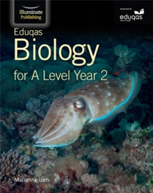 Eduqas Biology for A Level Year 2, Paperback Book