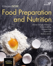 Eduqas GCSE Food Preparation & Nutrition: Student Book, Paperback / softback Book