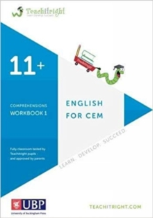 Verbal Ability for Cem 11 +: Comprehension Tests Workbook (Teachitright), Paperback Book