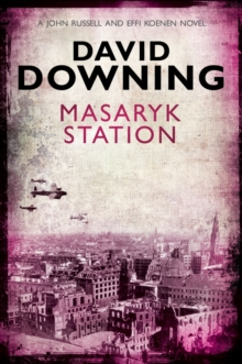 Masaryk Station, Paperback Book