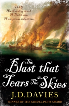 The Blast That Tears the Skies, Paperback Book
