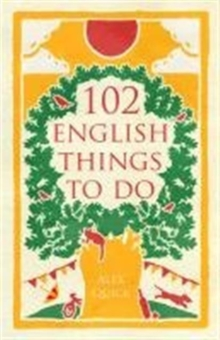 102 English Things to Do, Paperback Book