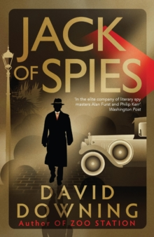 Jack of Spies, Paperback Book