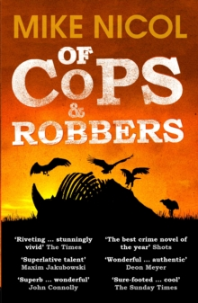 Of Cops and Robbers, Paperback / softback Book