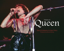 Visions of Queen, Hardback Book